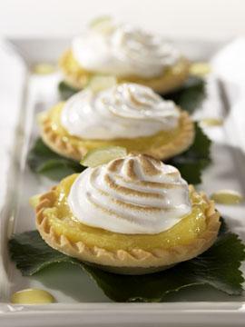 lemon dessert - food photography